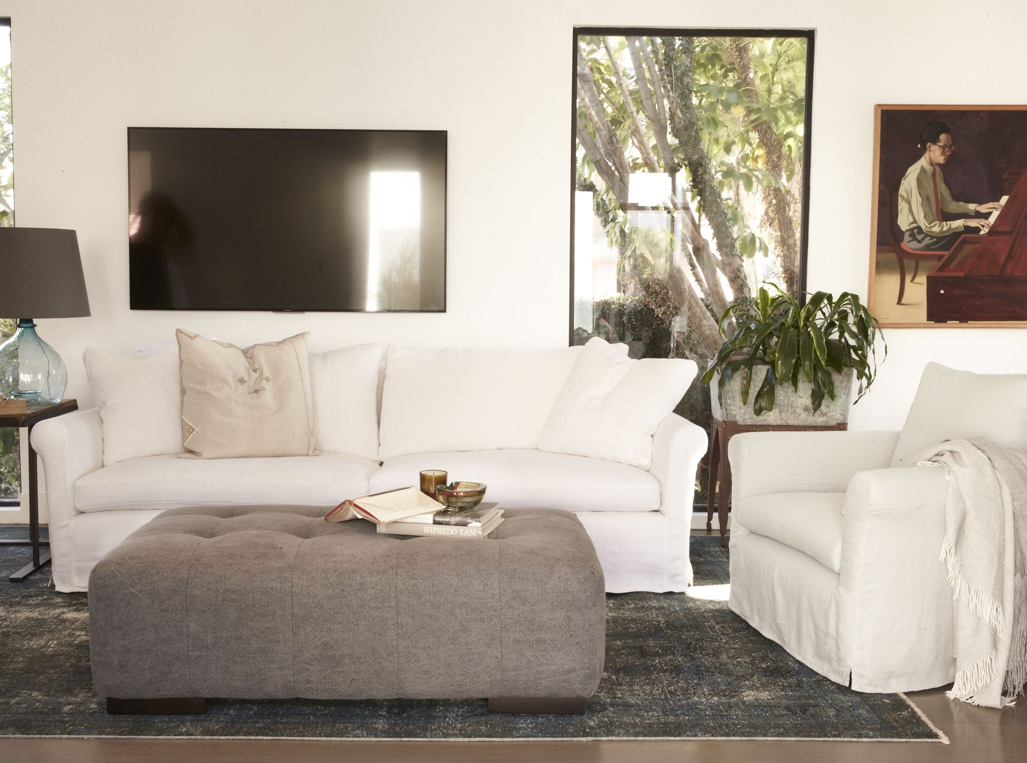 Beverly Sofa and Chair by Cisco Home