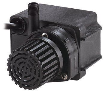 Little Giant Pe 2f Pw 566611 300 Gph Premuim Pond Pump By Little Giant 81 20 1 4 Mnpt Discharge Accepts 1 2 Id Tubing 300 Gph At 1 Head 270 Gph At 3 Head