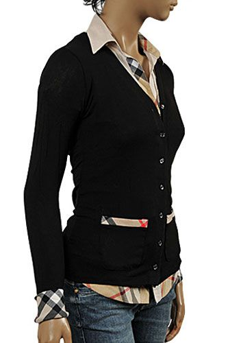 burberry womens light weight sweater | cardigan sweater 133 this ...