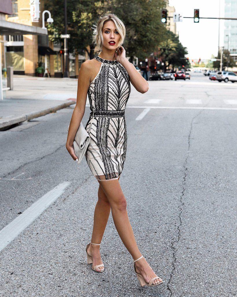 PREORDER - Oh My Gatsby Sequin & Beaded Dress   StitchFix ...