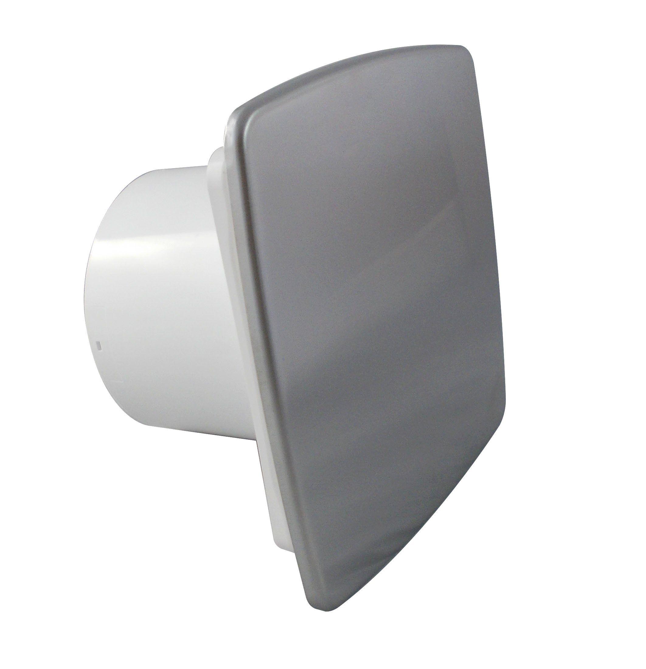 Estractor Baño | Ventilador Extractor Para Bano De 100mm 4 Con Sensor De Tiempo Y