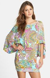 155c0766fc7 Trina Turk 'Coral Reef' Cover-Up Tunic | America's Most Wanted ...