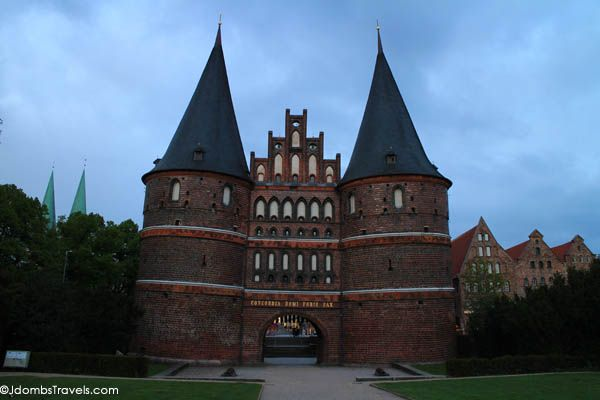 24 Hours In The Hanseatic City Of Lubeck Lubeck Famous Monuments Europe Travel