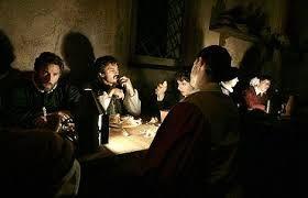 Resultado de imagen para caravaggio longoni 2007 imdb