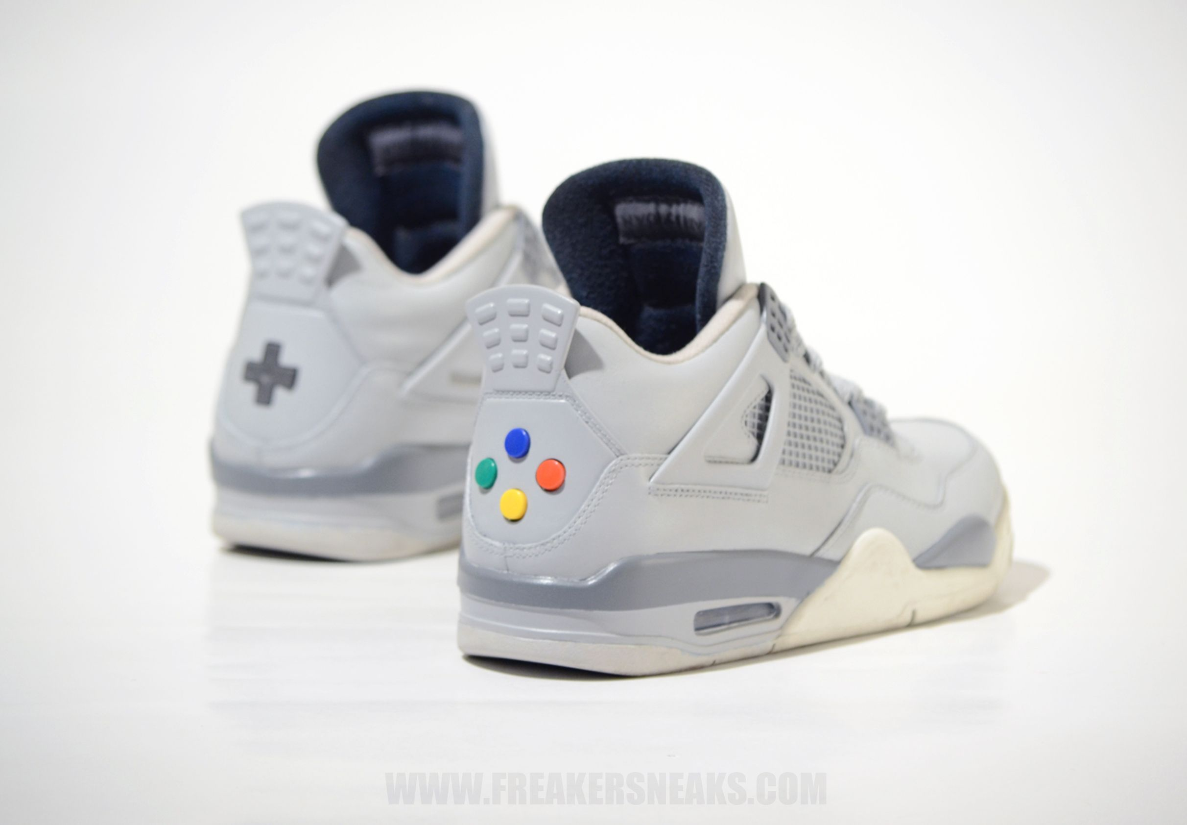 Damn, Look At These Super Nintendo Sneakers