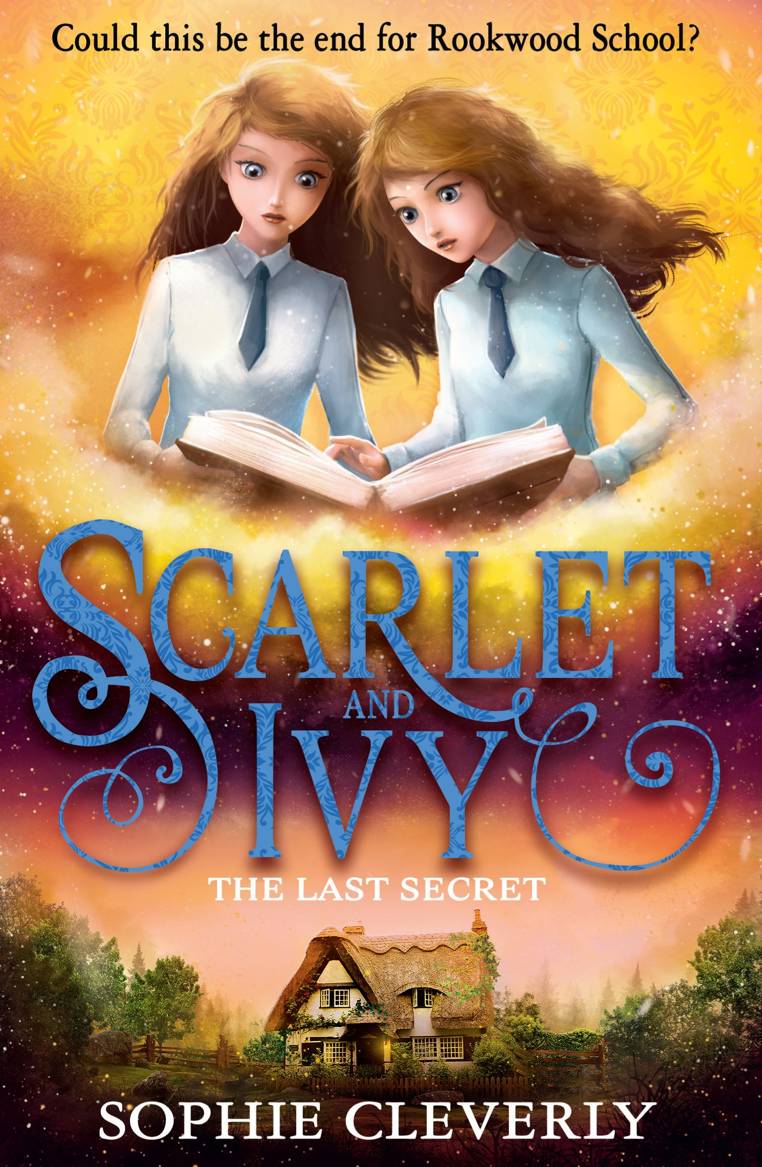 Ausnzcanada edition of the last secret with images