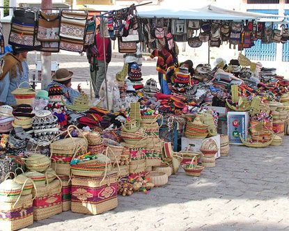 Bolivia Shopping - Markets in Bolivia | Bolivia, South america, Marketing