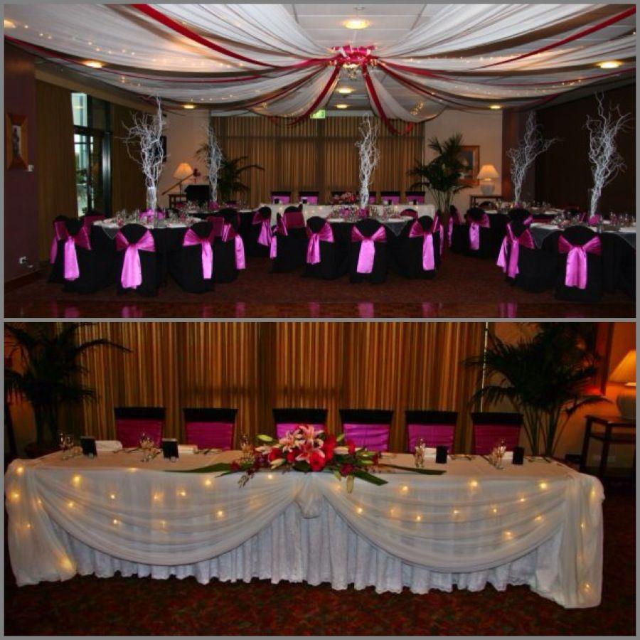 Wedding room decoration ideas  My wedding reception bridal table u room layout   Wedding