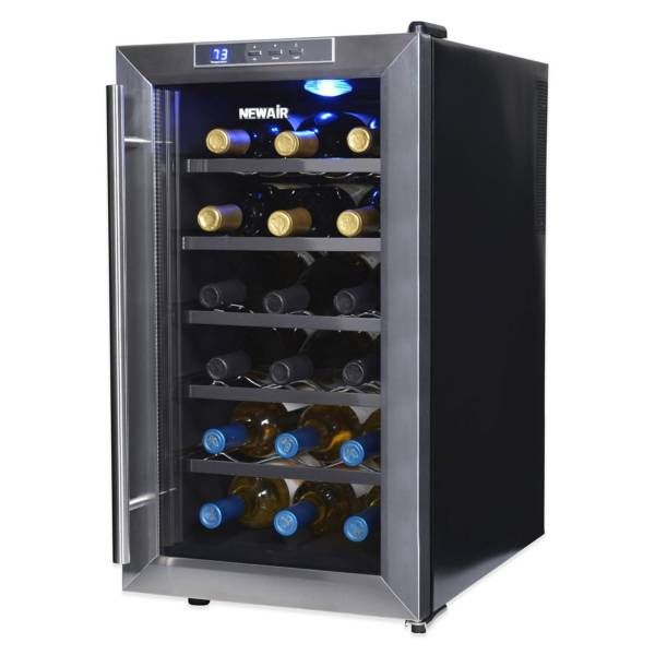 26 Maximum Height Product Image For Newair 18 Bottle Single Zone
