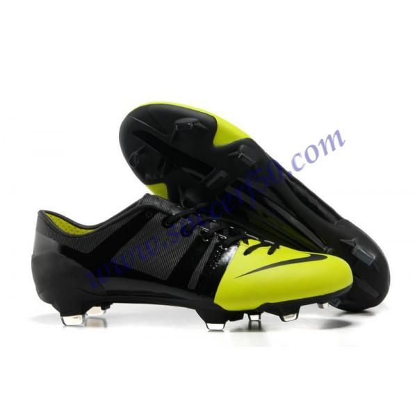 the latest dad01 0cd96 Authentic Neymar Nike Launch Green Speed GS in Green Black ...
