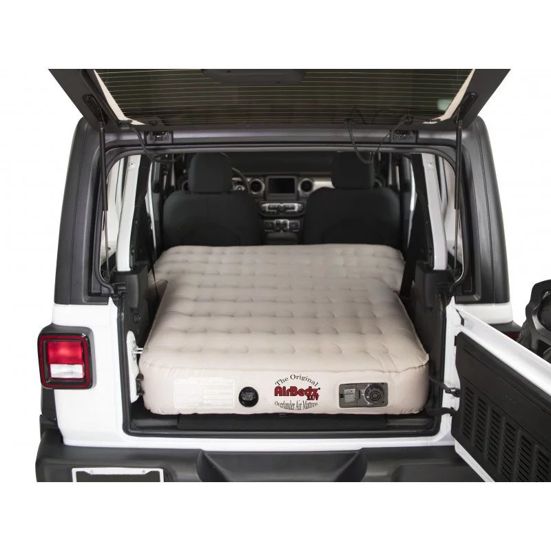 AirBedz Inflatable Air Mattress for 07-20 Jeep Wrangler JL & JK Unlimited