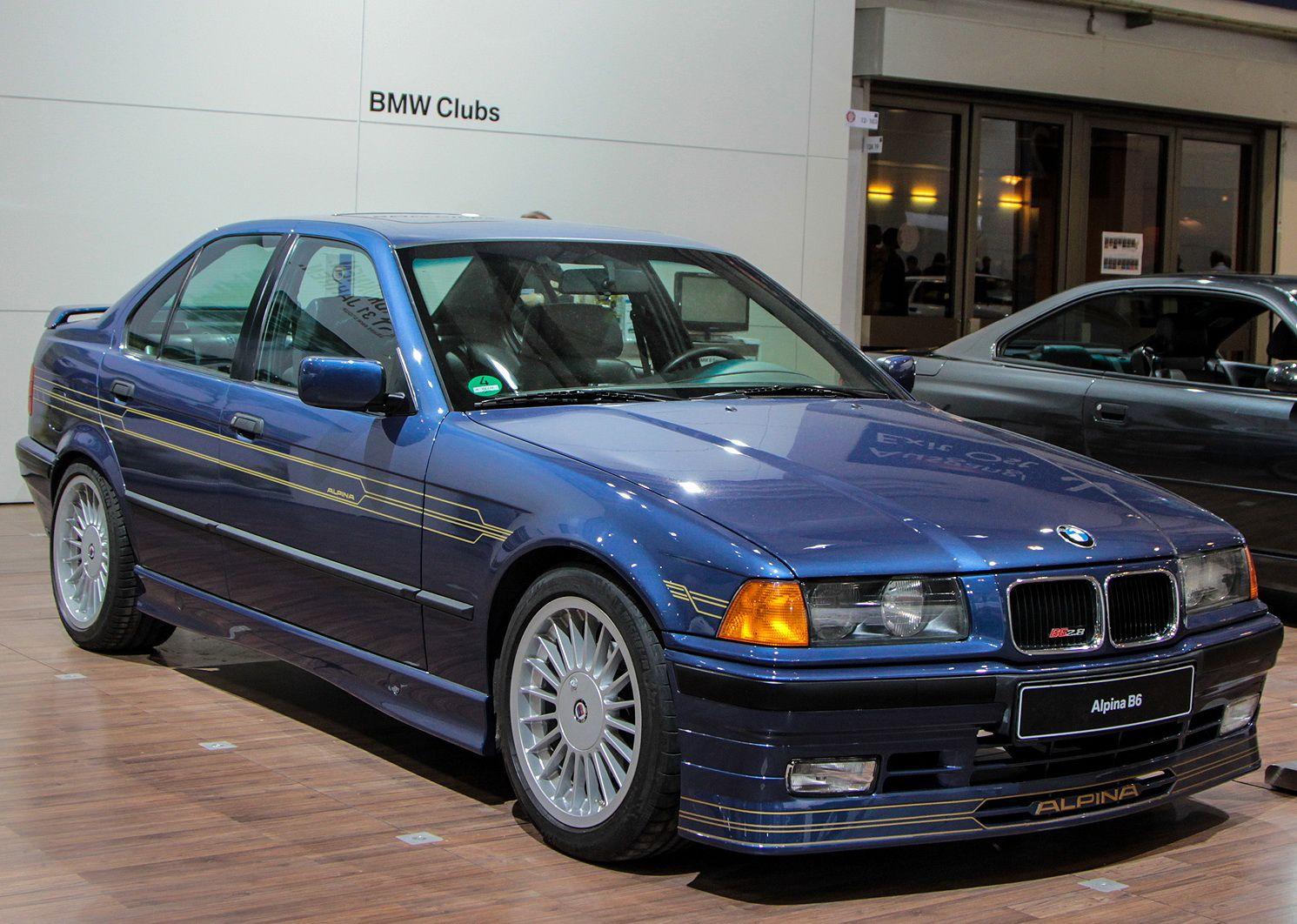 Bmw Alpina B6 28 E36 Bmw Alpina Bmw Bmw Compact
