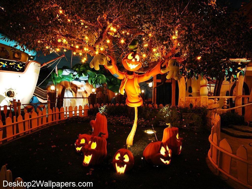 Scary Halloween | Scary Halloween Night wallpaper - Free Halloween HD Desktop Wallpapers ...