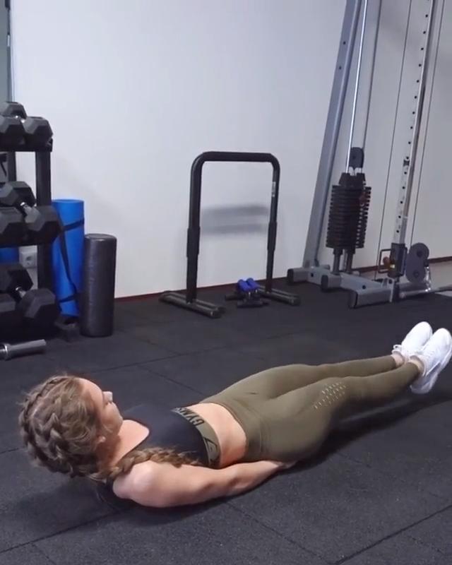 Ejercicios para perder barriga en el gym