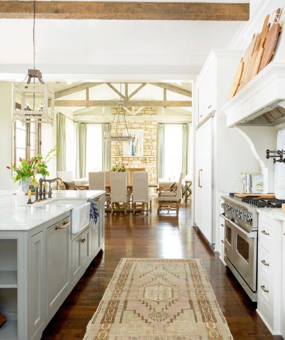 Beautiful Kitchen Classic Hanging Light Homekitchen Luxury Kitchen Design Dream House Ideas Kitchens Galley Kitchen Remodel