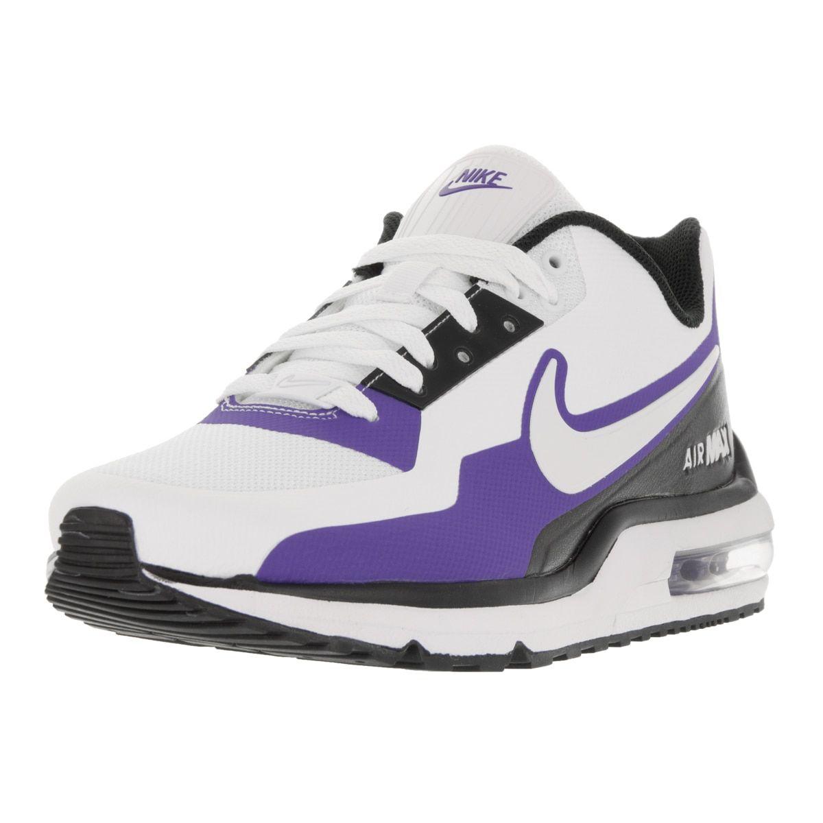 outlet store a3de8 be0f0 Nike Men s Air Max LTD 3 Mod   Black Prsn Violet Running Shoe