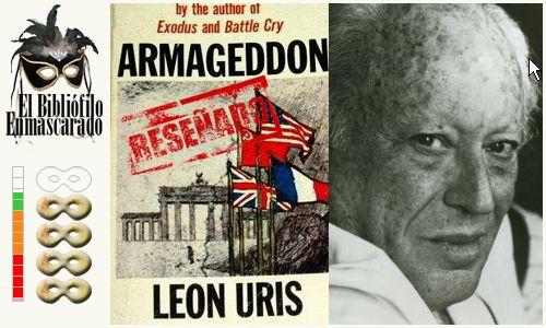 Armageddon, Leon Uris.