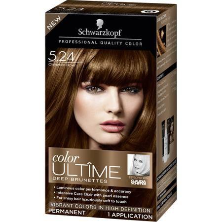 Schwarzkopf Color Ultime Deep Brunettes Hair Coloring Kit 5 24