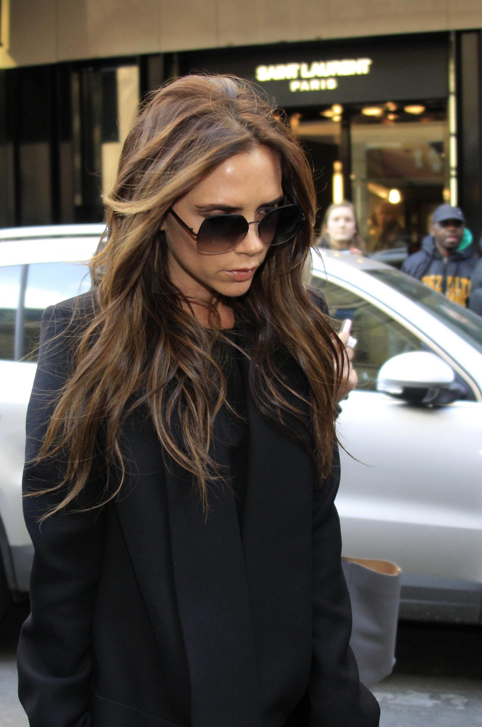 Victoria Beckham Has a New Look  Victoria beckham hair, Victoria