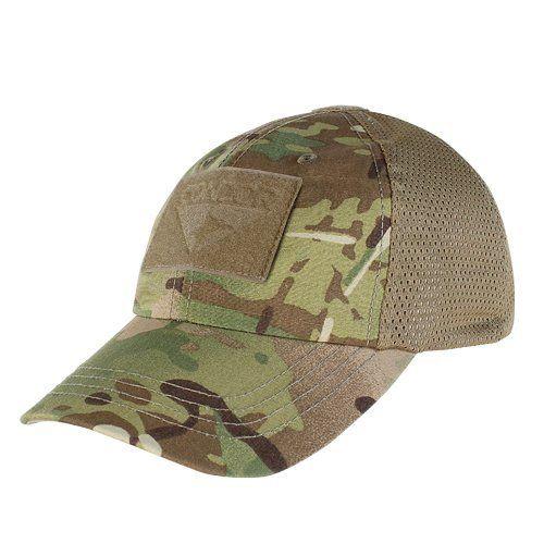 Condor Mesh Tactical Cap Multicam One Size Fits All Co Https Www Amazon Com Dp B004o2ibgk Ref Cm Sw R Pi Dp X Rvhiybpnbr Multicam Hat Multicam Mesh Cap
