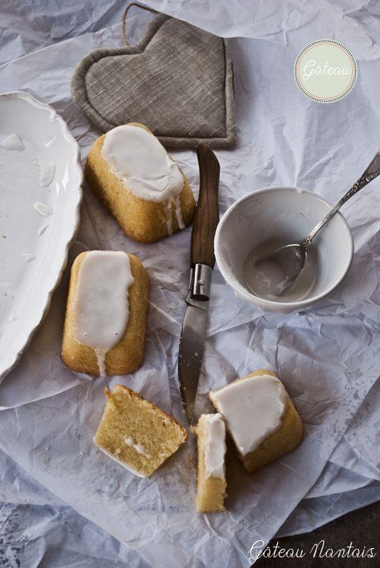 Gâteau Nantais (o torta morbidissima alle mandorle) _ Mon petit bistrot