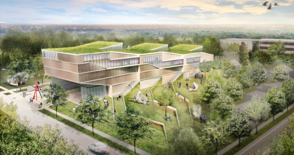 The College Of Architecture And Environmental Design College