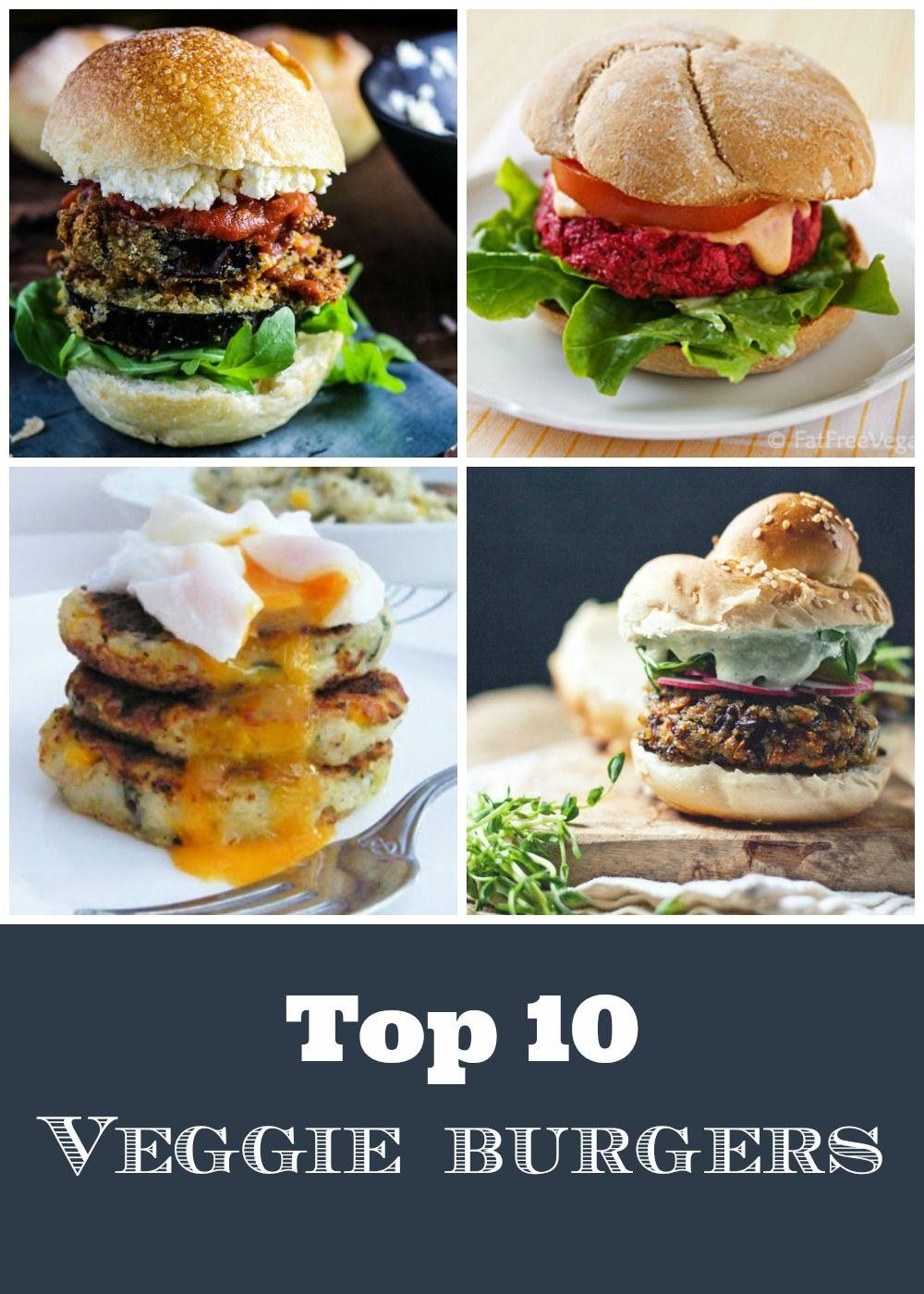 Tinned Tomatoes Top 10 Veggie Vegan Burgers Vegan Burgers Delicious Vegetarian Vegan Foods