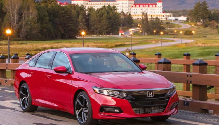 2018 Honda Accord Dimensions