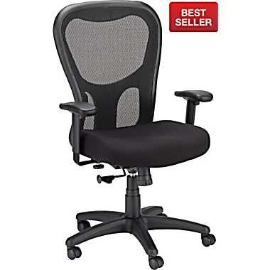 Tempur Pedic Tp9000 Mesh Task Chair Black Tp9000 Mesh Office