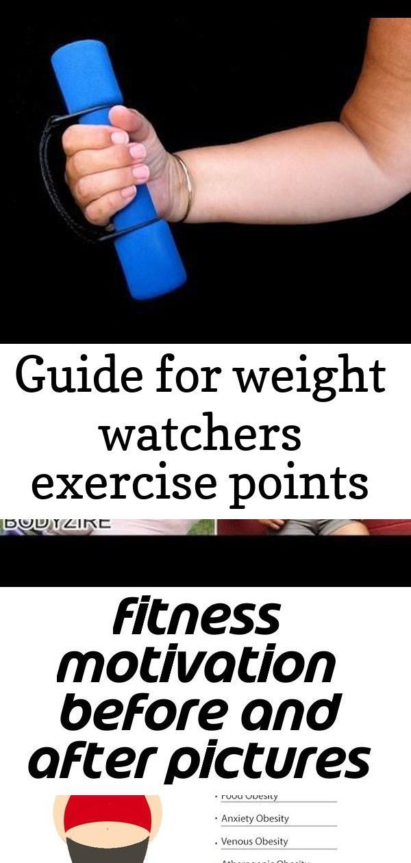 #Exercise #guide #Points #Watchers #weight Guide for Weight Watchers Exercise Points Fitness motivat...