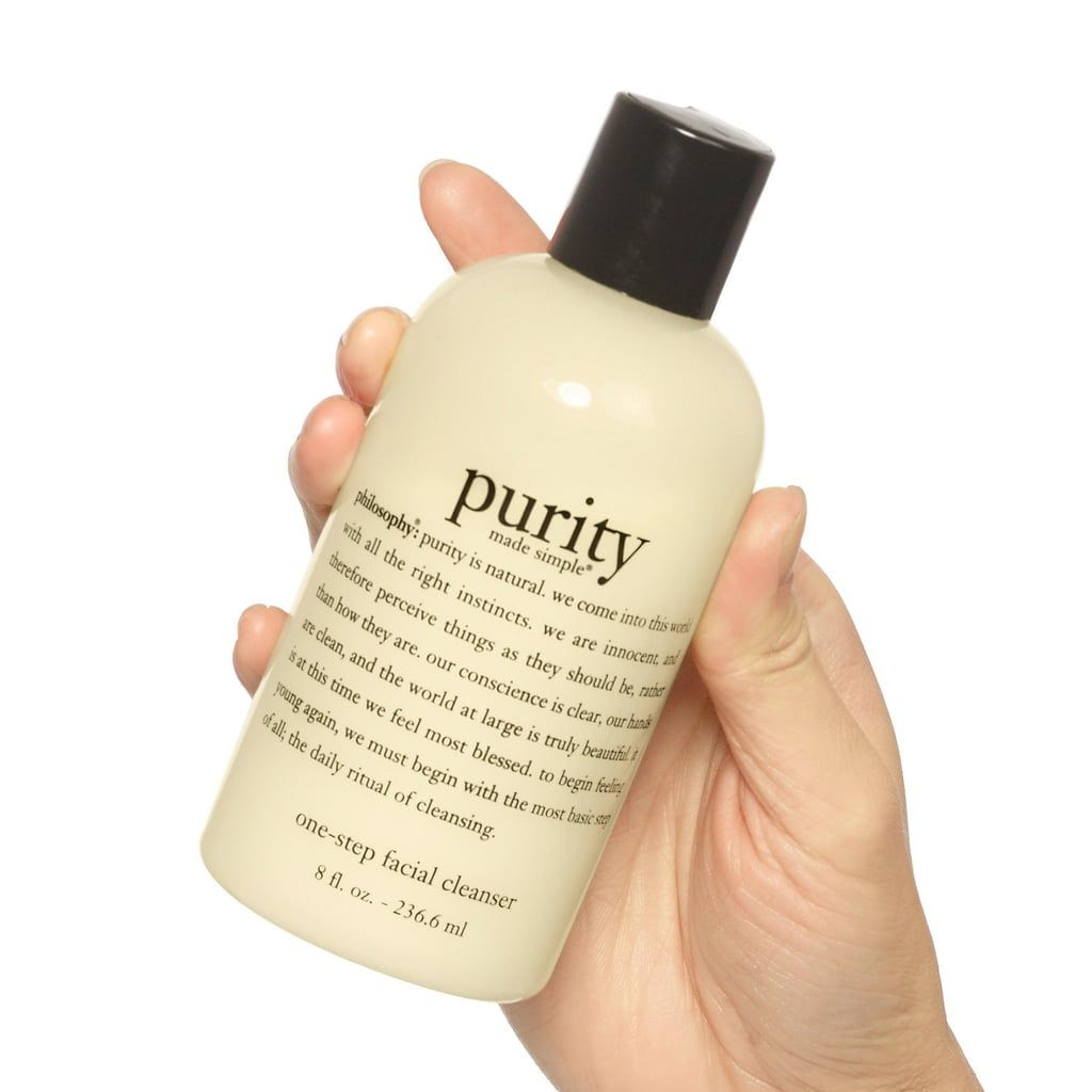 Philosophy Purity Made Simple Cleanser Purity Made Simple Simple Cleanser Cleanser