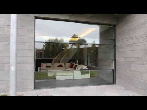 Vitrocsa Australia Cavity Guillotine Door Youtube Slider Door Glass Doors Interior Glass Wall Systems