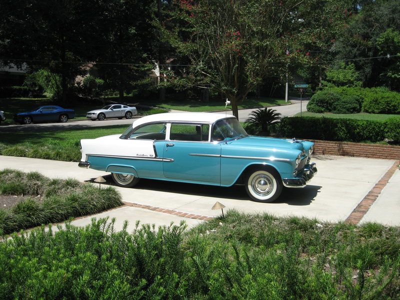 1955 Chevrolet Bel Air for sale by Owner Tallahassee, FL