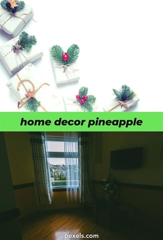 Home decor pineapple using cardboard diy crafts january also rh pinterest