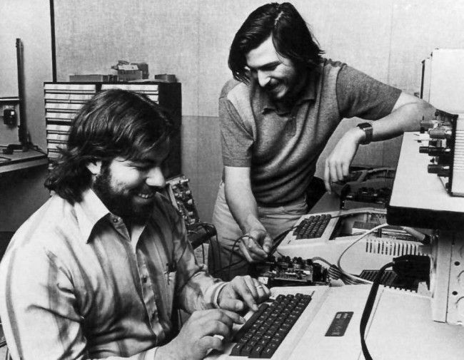 Wozniak: ni él ni Steve Jobs Encontrarían Trabajo en Apple Hoy