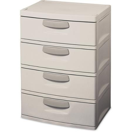 Sterilite  Drawer Cabinet