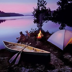 Photo of Canoe and Camp the Boundary Waters: Canoeing and Camping Minnesota's Boundary La…