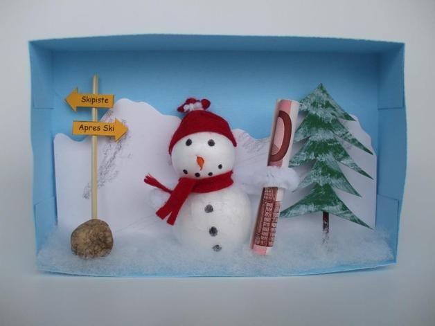 geldgeschenkbox winterurlaub skiurlaub zuschuss. Black Bedroom Furniture Sets. Home Design Ideas