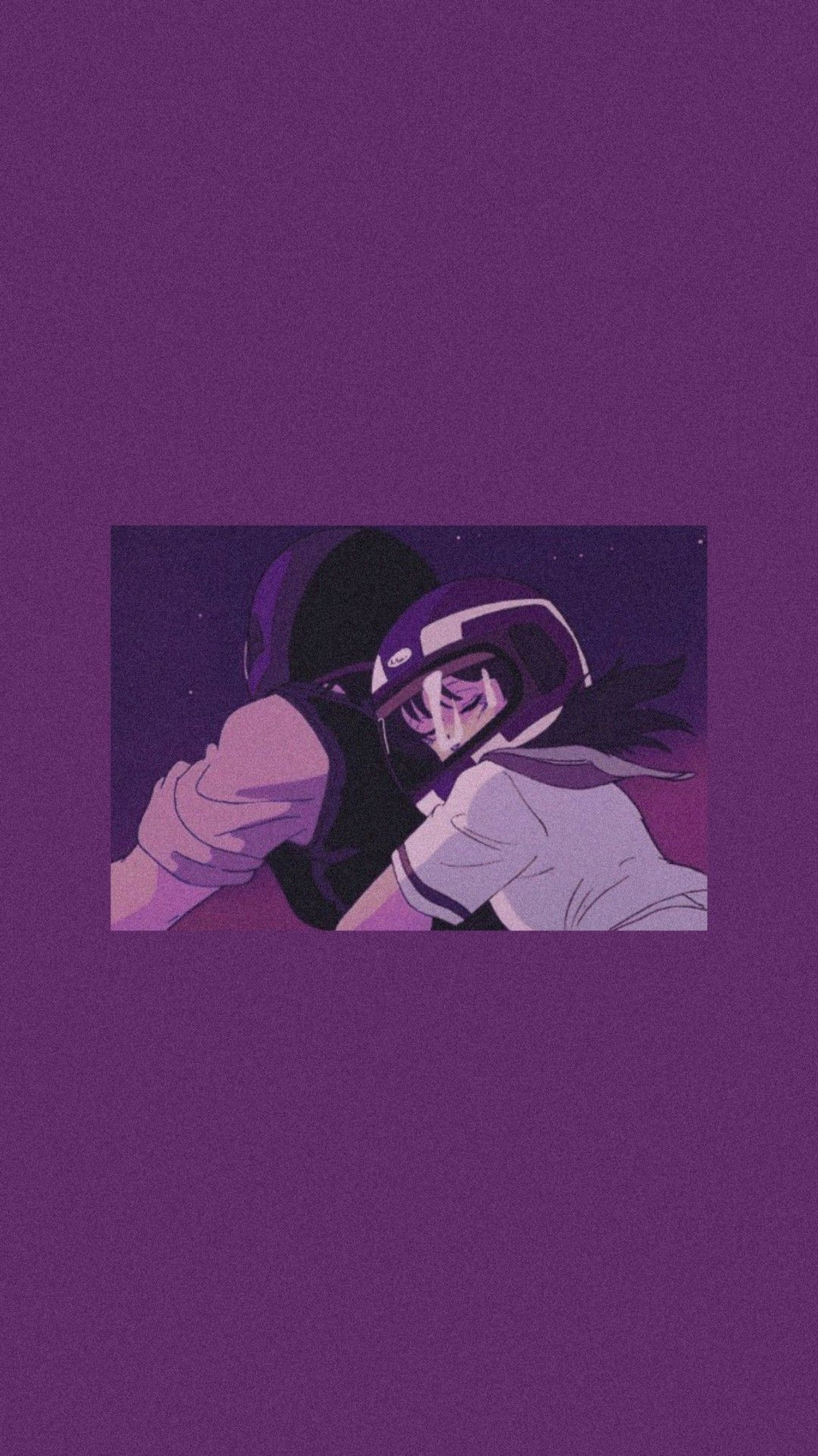 Messy Lockscreens Studio Ghibli Minimalistic Lockscreens Please Cute Anime Wallpaper Anime Scenery Wallpaper Anime Wallpaper Cute anime wallpaper dark purple anime
