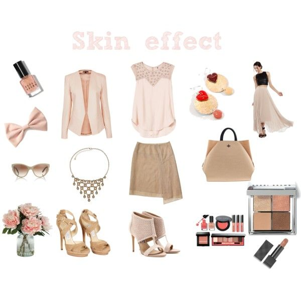 """""""Skin Effect"""" by angyxxx on Polyvore"""