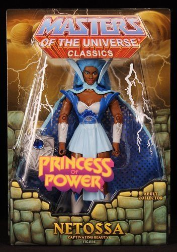 Masters of the Universe Classics Netossa Exclusive Figure