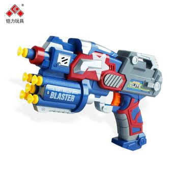 2 Avengers ages of ultron weapons pistol gun toy soft bulletes nerf