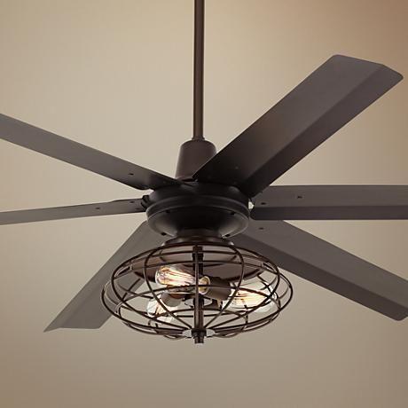 60 Turbina Max Nostalgic Bronze Ceiling Fan 1g754 1g766 Y2846
