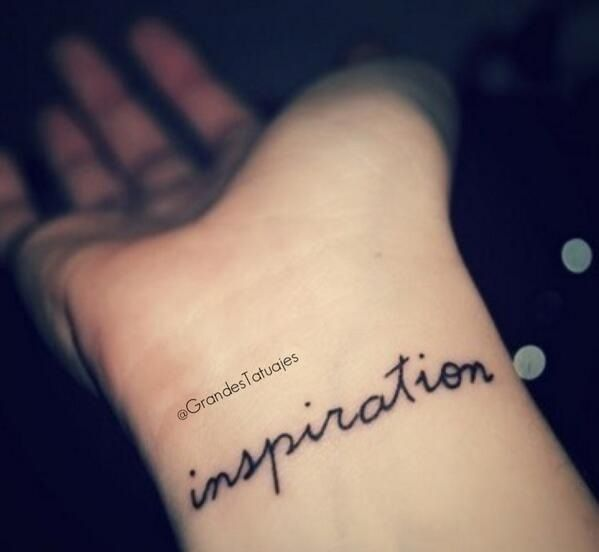 Inpiration