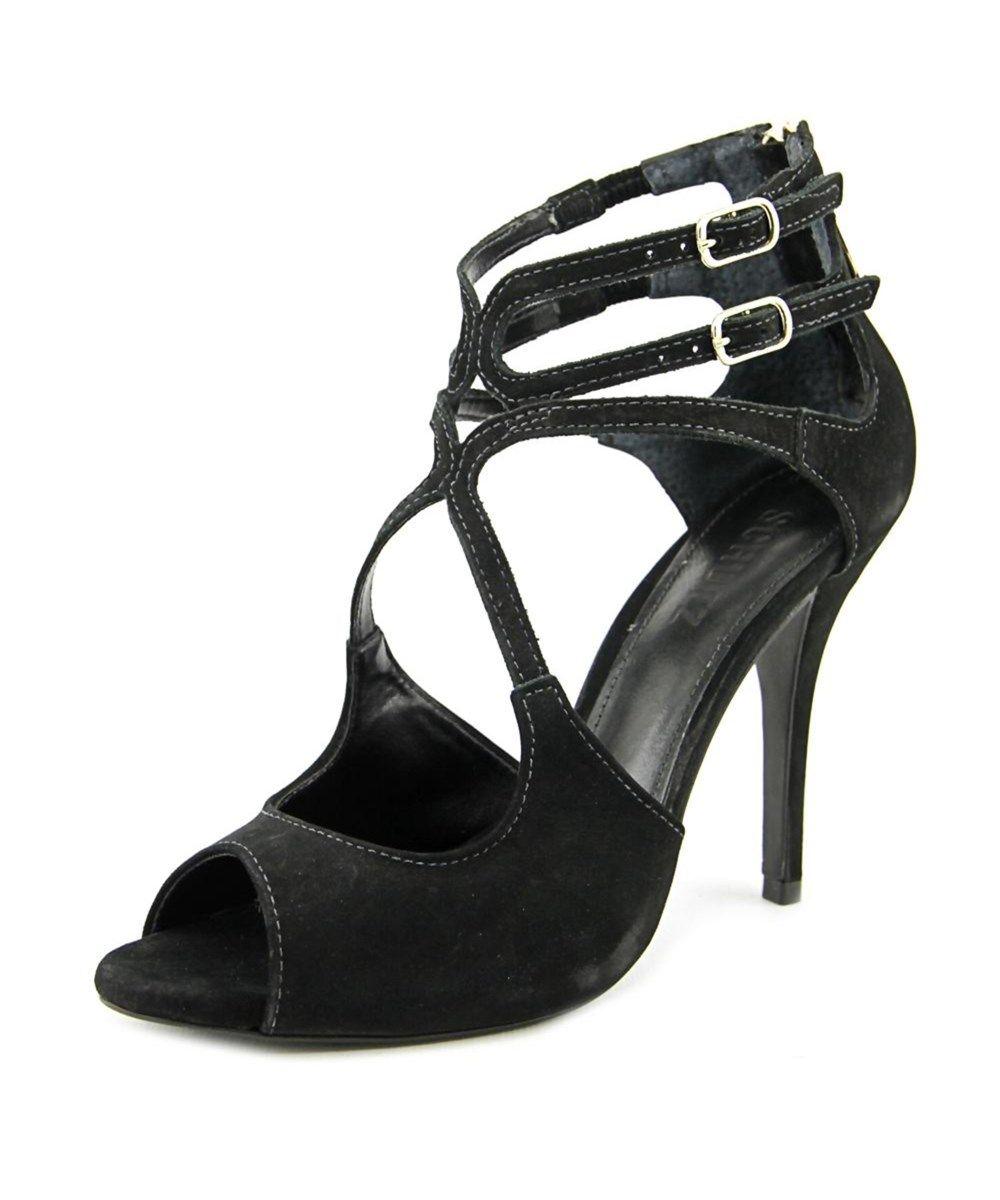 b3e66eeee SCHUTZ Schutz Cadyna Women Open Toe Suede Black Sandals'. #schutz #shoes  #sandals