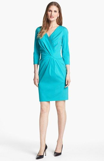 Lafayette 148 New York 'Laurel' Dress available at #Nordstrom