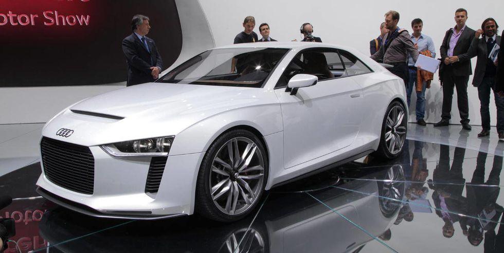 Audi Quattro In 2020 Concept Cars First Time Driver Car Culture