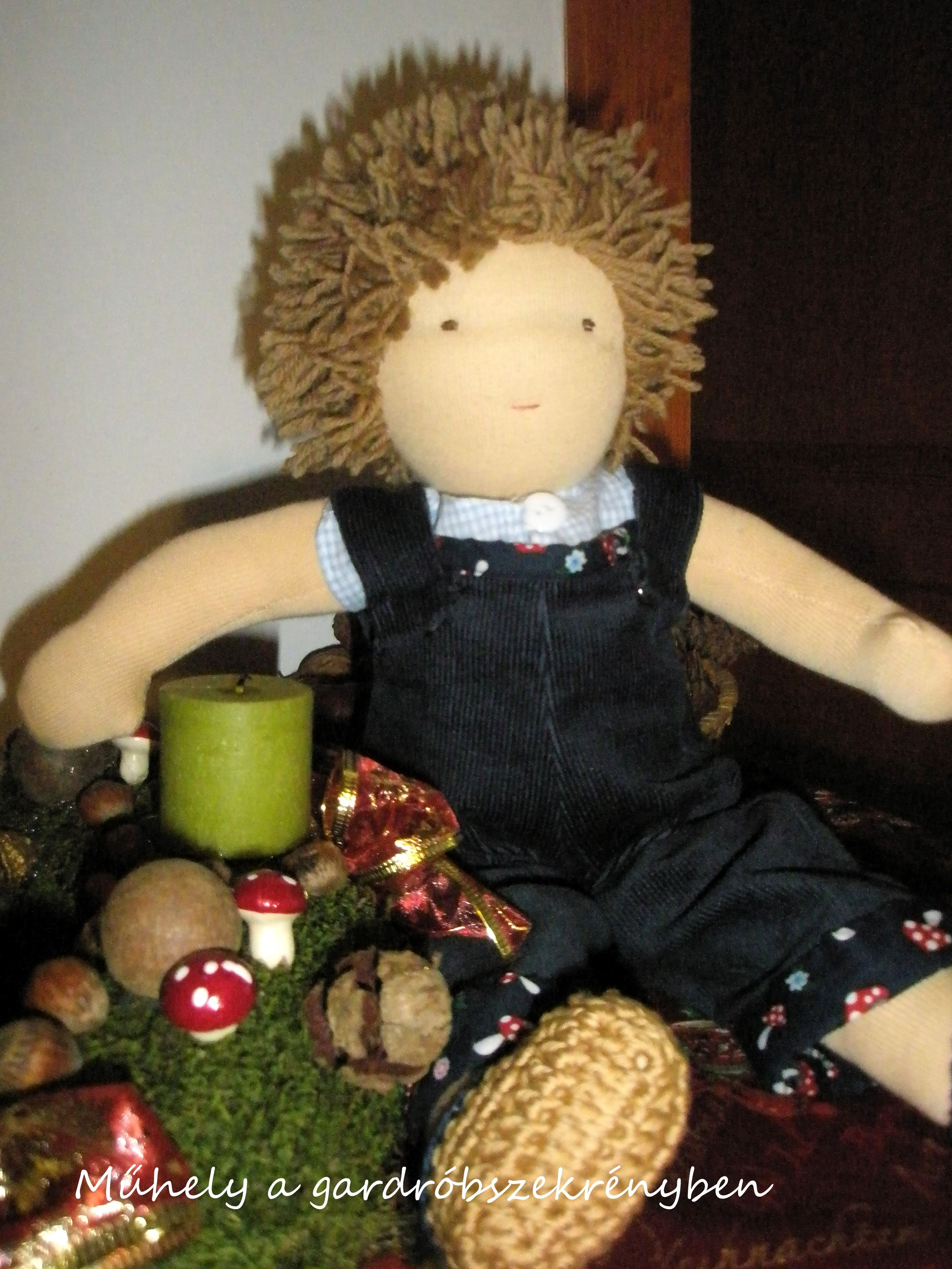 Daniel's doll
