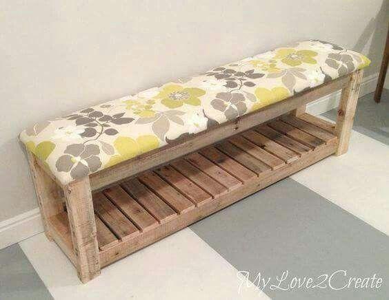 Mobili con bancali in legno idee tutto quello che puoi fare con i