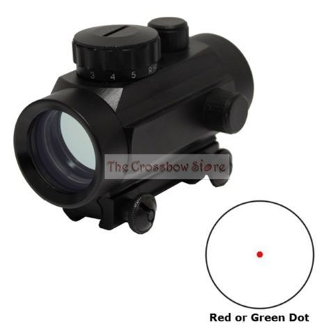 Wizard 1x30mm Red/Green Dot Sight #Deal #Sale #DealoftheDay #Holiday #ReddOT #sIGTH #Crossbow #Hunting #Bow #Arrow #Arrows